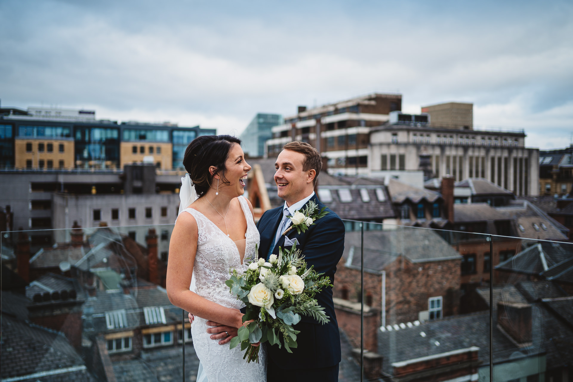 Manchester Hall Micro Wedding