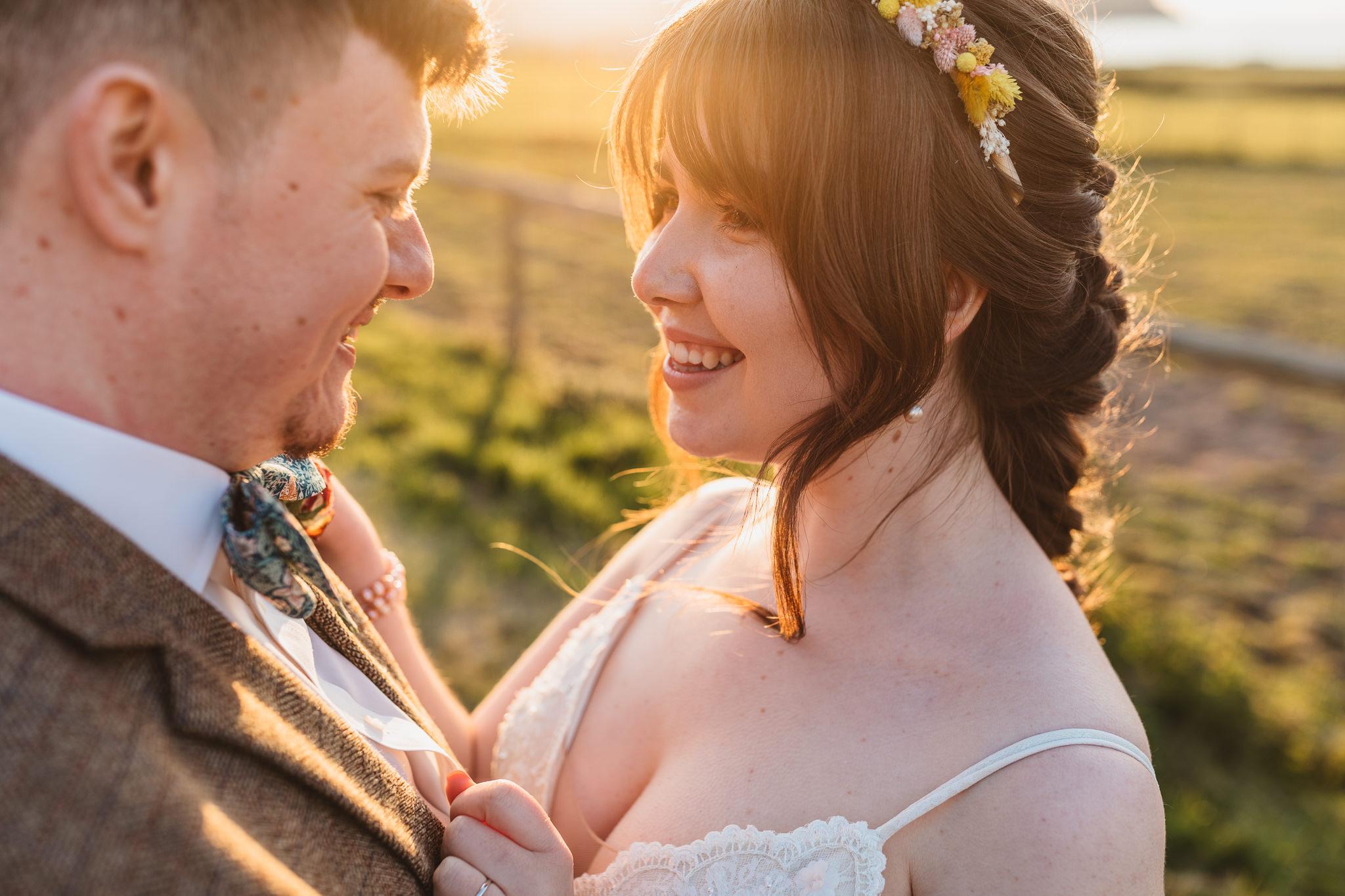 Stunnning Llandudno wedding…